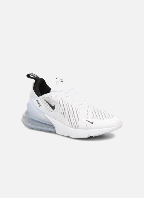 online store b9840 9c938 Baskets Nike Nike Air Max 270 (Gs) Blanc vue détail paire