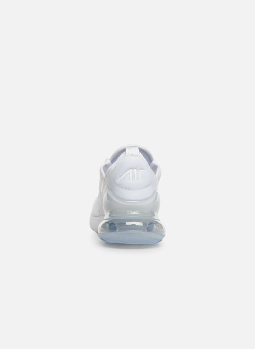 Sneakers Nike Nike Air Max 270 (Gs) Hvid Se fra højre
