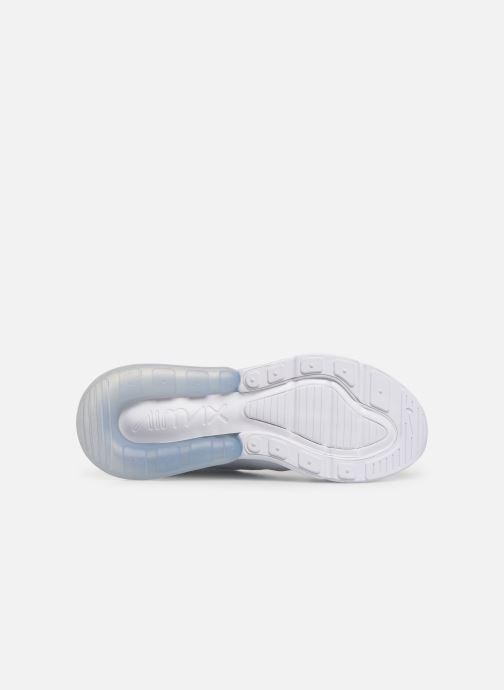 Sneaker Nike Nike Air Max 270 (Gs) weiß ansicht von oben
