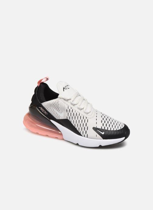 Baskets Nike Nike Air Max 270 (Gs) Blanc vue détail/paire