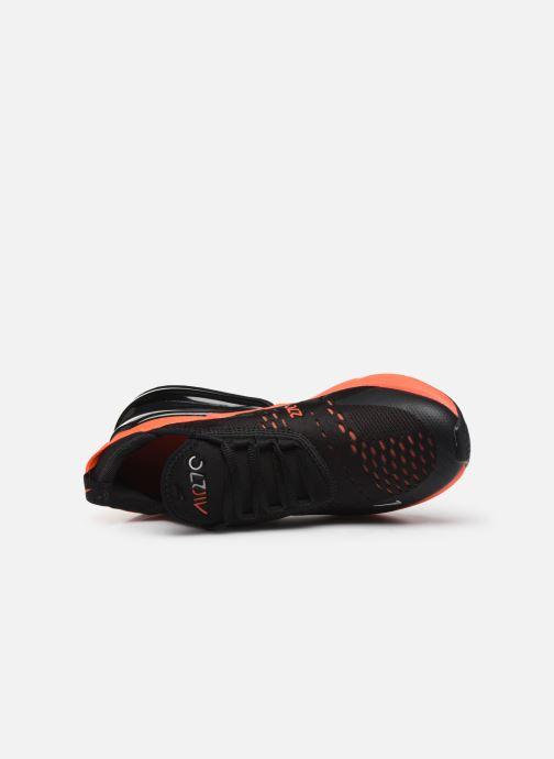 Sneakers Nike Nike Air Max 270 (Gs) Zwart links