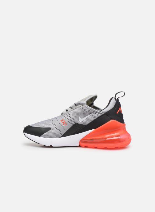 Sneaker Nike Nike Air Max 270 (Gs) grau ansicht von vorne
