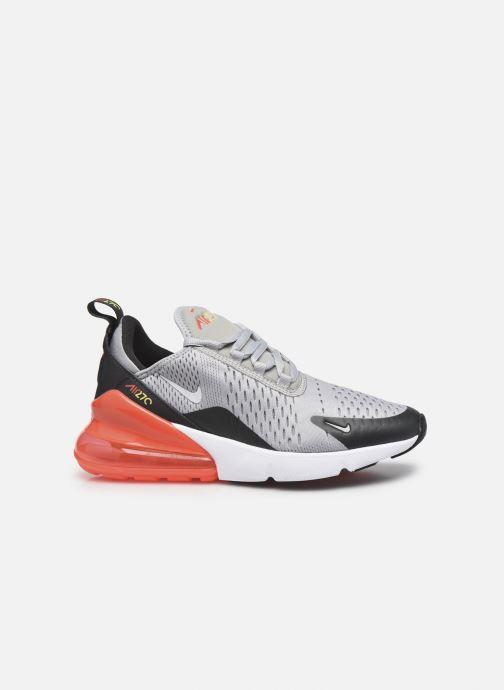 Sneaker Nike Nike Air Max 270 (Gs) grau ansicht von hinten