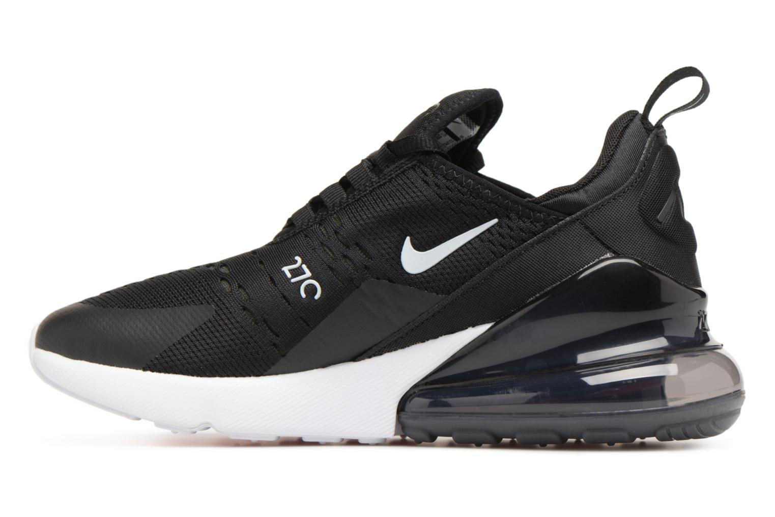 Baskets Nike Nike Air Max 270 (Gs) Noir vue face