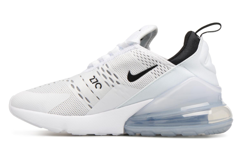 Sneaker Nike Nike Air Max 270 (Gs) weiß ansicht von vorne