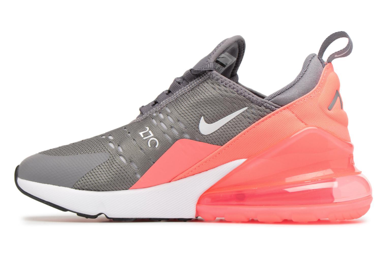 Sneaker Nike Nike Air Max 270 (Gs) rosa ansicht von vorne