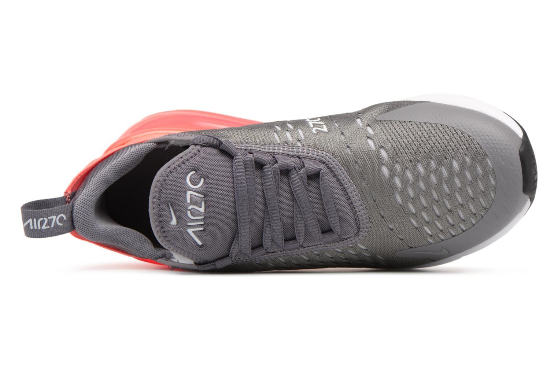 Sneaker Nike Nike Air Max 270 (Gs) rosa ansicht von links