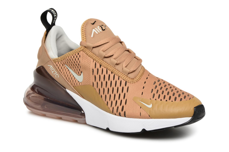 Baskets Nike Nike Air Max 270 (Gs) Marron vue détail/paire
