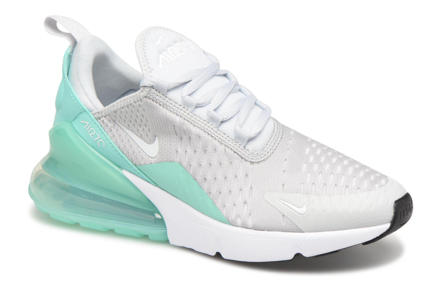 Trainers Nike Nike Air Max 270 (Gs) White detailed view Pair view