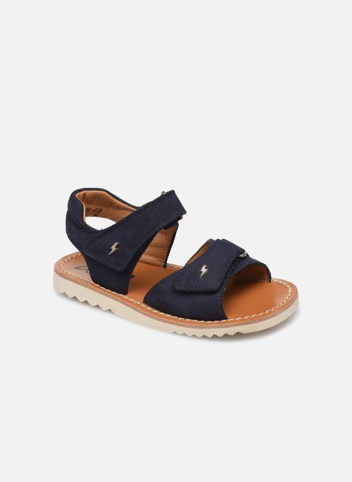 Sandali e scarpe aperte Pom d Api Waff Easy Azzurro vedi dettaglio/paio