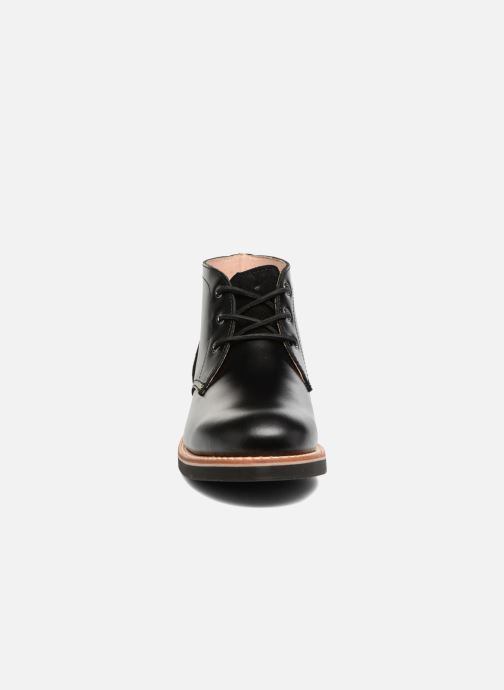 Ankle boots G.H. Bass DUXBURY Chukka Lthr/000 Black model view