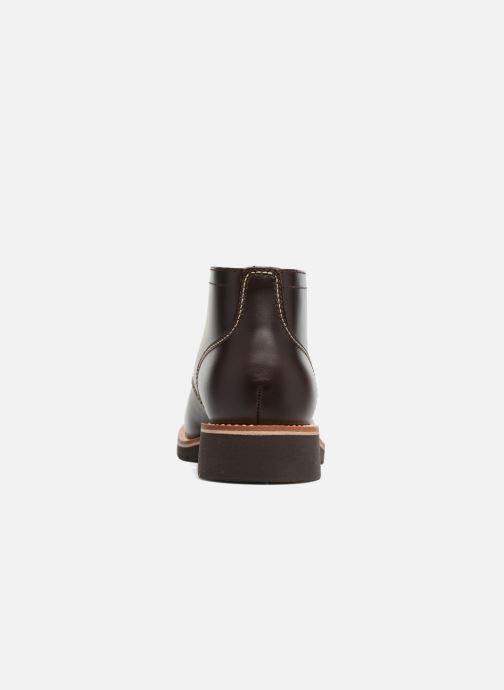 Ankle boots G.H. Bass DUXBURY Chukka Lthr/0CH Brown view from the right