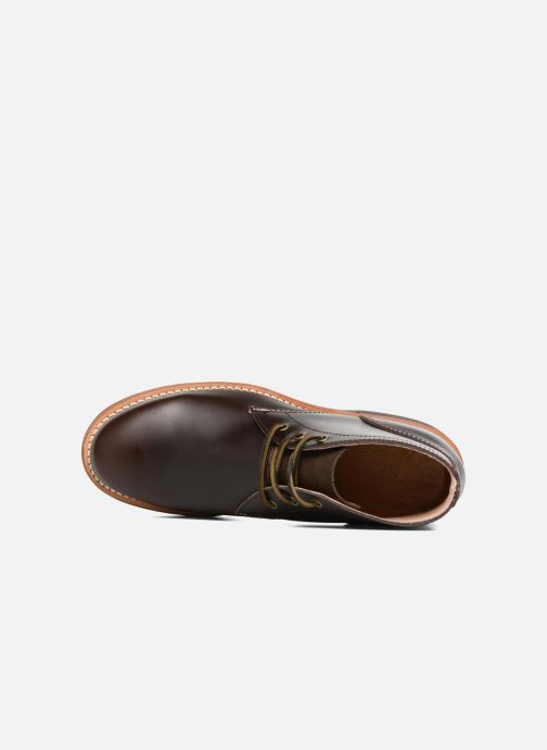 Ankle boots G.H. Bass DUXBURY Chukka Lthr/0CH Brown view from the left