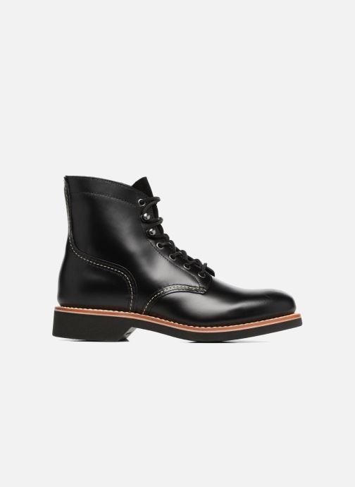 Bottines et boots G.H. Bass DUXBURY Boot Plain Toe/000 Noir vue derrière