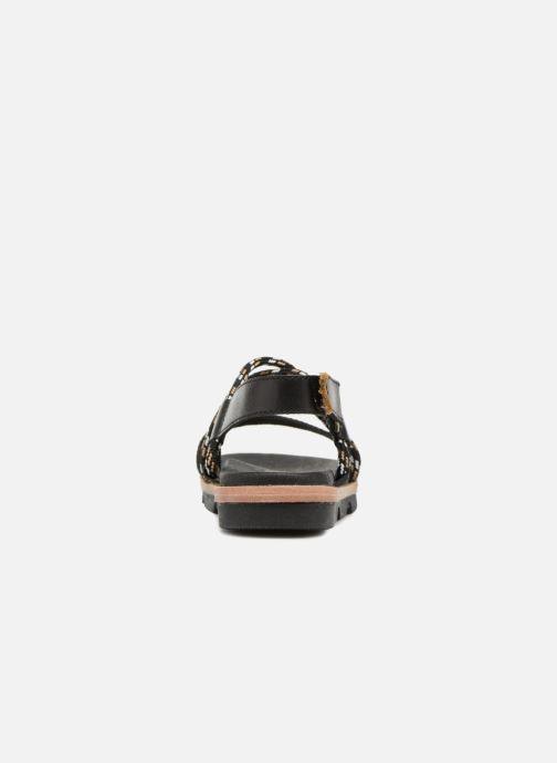 Sandales et nu-pieds Sorel Torpeda Sandal II Noir vue droite