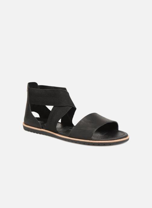 ed36b92e211b2 Sorel Ella Sandal (Black) - Sandals chez Sarenza (319945)