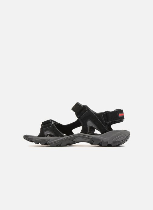 Chaussures de sport Columbia Santiam 3 Strap Noir vue face