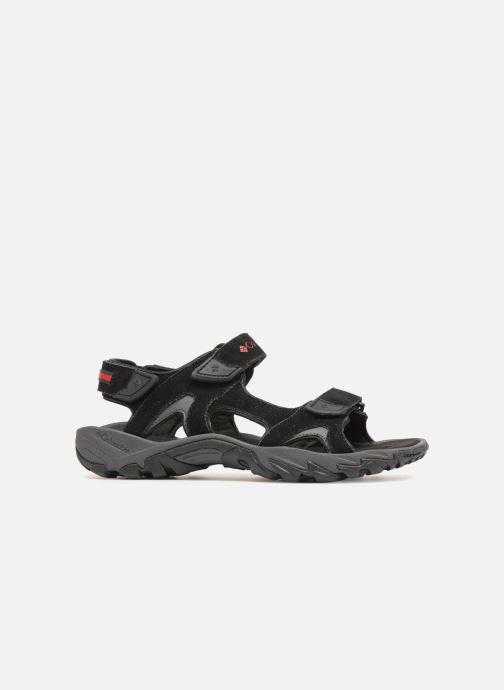 Chaussures de sport Columbia Santiam 3 Strap Noir vue derrière