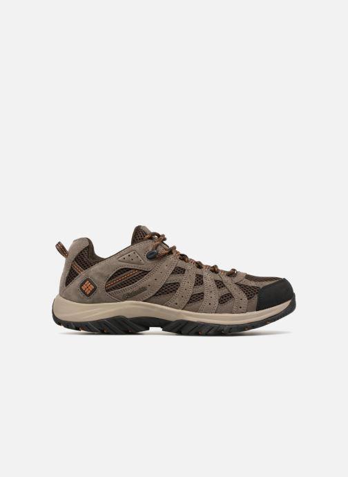 Chaussures de sport Columbia Canyon Point Marron vue derrière