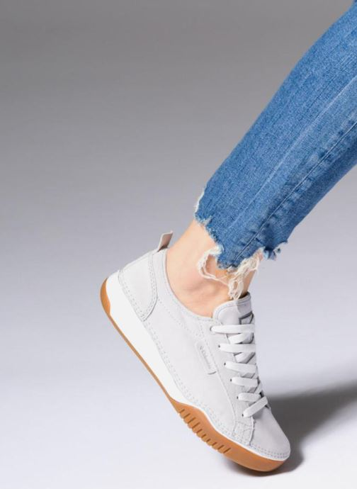 Sneakers Columbia Bridgeport Lace Grijs onder