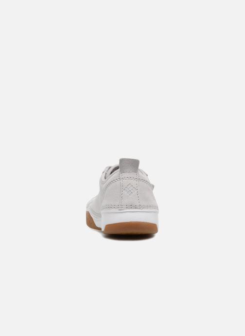 Sneakers Columbia Bridgeport Lace Grijs rechts