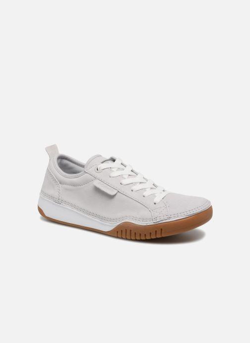 Sneakers Columbia Bridgeport Lace Grijs detail
