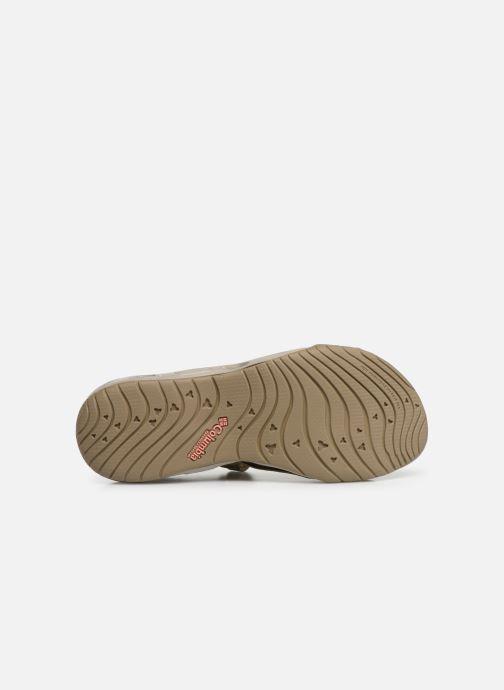 Zapatillas de deporte Columbia Sunlight Vent II Beige vista de arriba