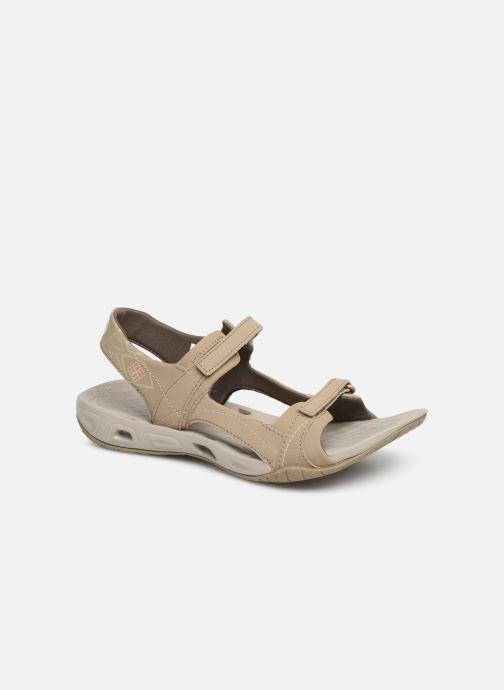 Chaussures de sport Columbia Sunlight Vent II Beige vue détail/paire