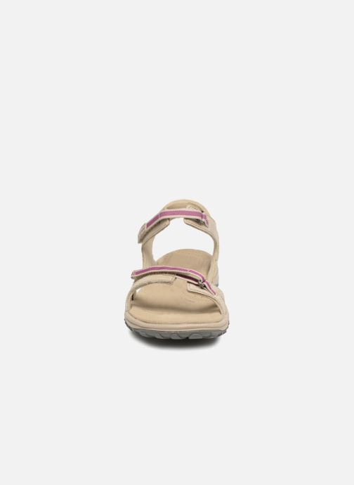 Sportschoenen Columbia Santiam Beige model