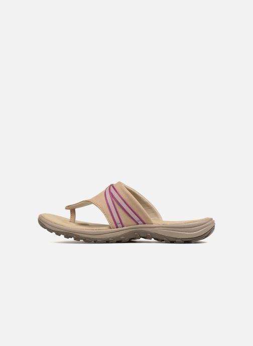 Chaussures de sport Columbia Santiam Flip Beige vue face