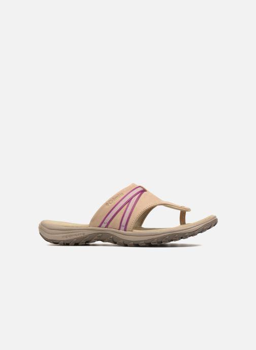 Chaussures de sport Columbia Santiam Flip Beige vue derrière