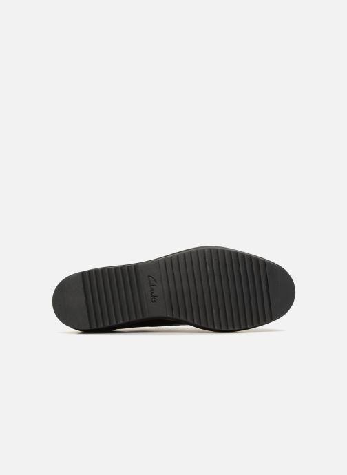Snörade skor Clarks Teadale Rhea Svart bild från ovan