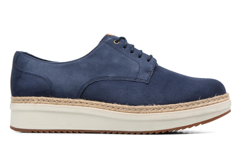 Chaussures à lacets Clarks Teadale Rhea Noir vue derrière