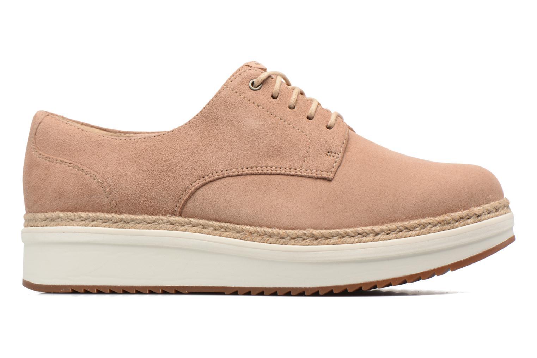 Chaussures à lacets Clarks Teadale Rhea Marron vue derrière