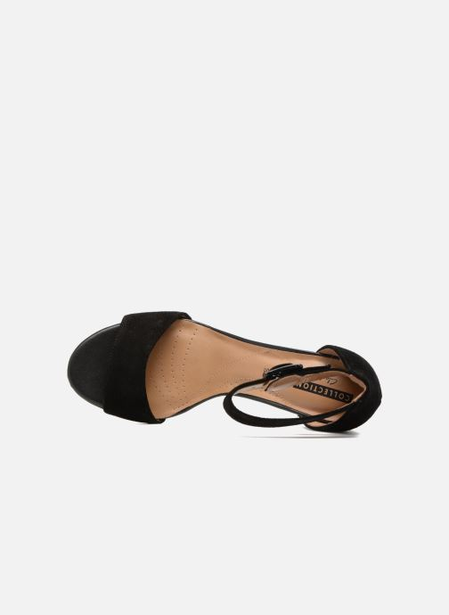 Pumps Clarks DEVA MAE Zwart links
