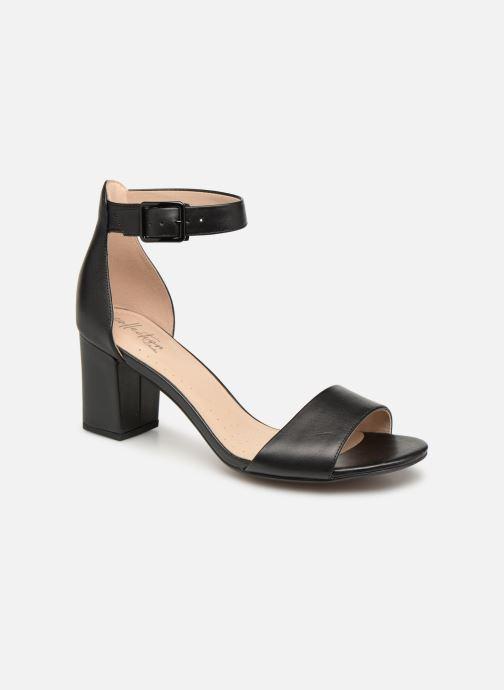 Zapatos de tacón Clarks DEVA MAE Negro vista de detalle / par