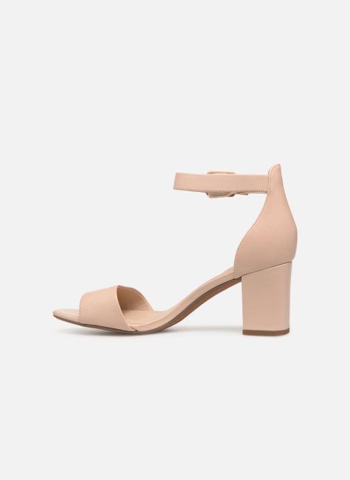 Zapatos de tacón Clarks DEVA MAE Beige vista de frente