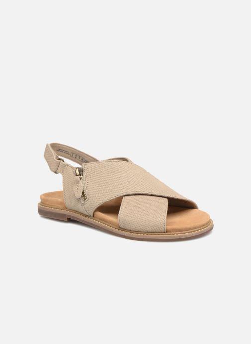 d8887431f43 Clarks Corsio Calm (Beige) - Sandals chez Sarenza (319996)