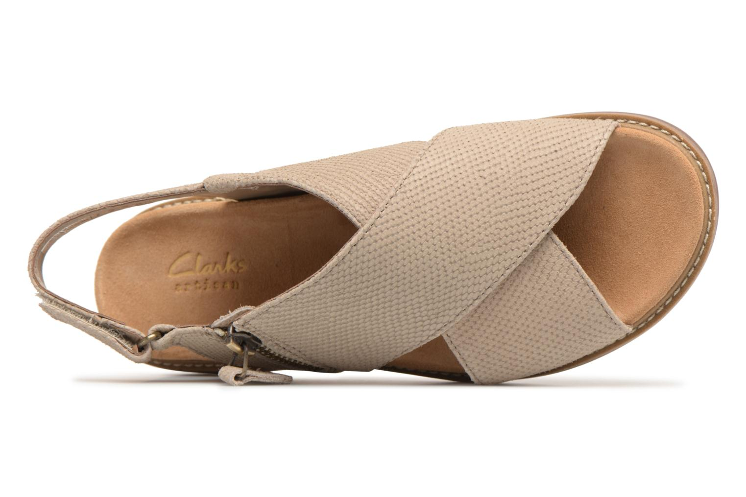 Clarks Corsio Sand Sand Clarks Calm Calm Leather Clarks Corsio Leather U4wq4gdR