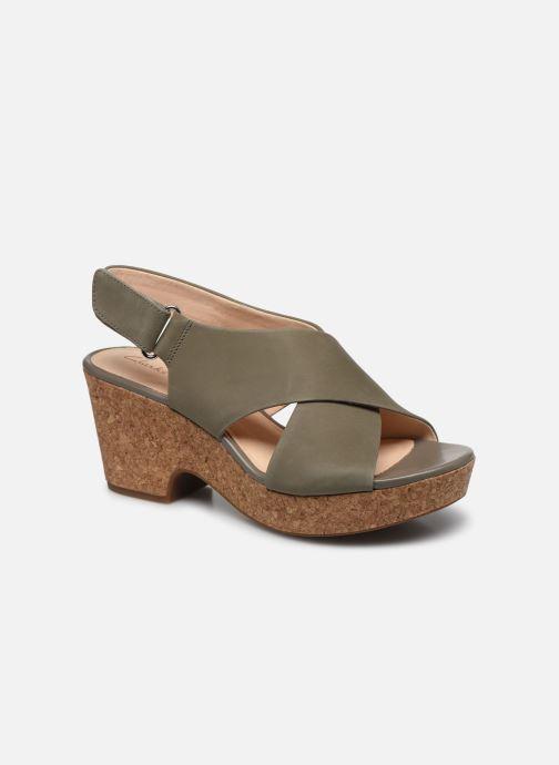 Sandali e scarpe aperte Clarks Maritsa Lara Verde vedi dettaglio/paio