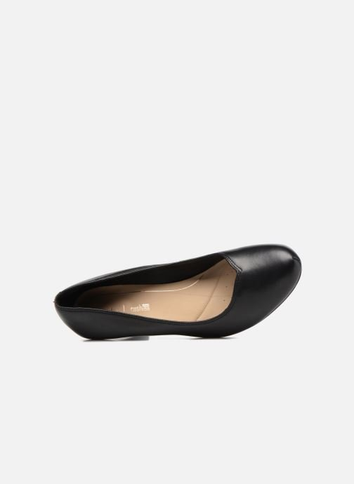 Pumps Clarks Dalia Rose Zwart links