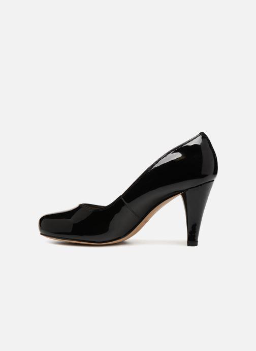 Zapatos de tacón Clarks Dalia Rose Negro vista de frente