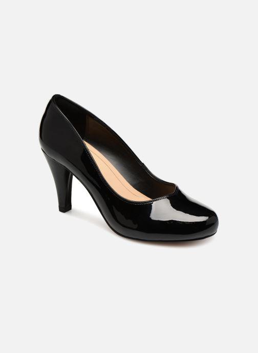 Zapatos de tacón Clarks Dalia Rose Negro vista de detalle / par