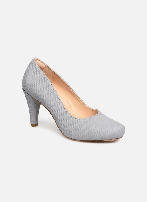 High heels Clarks Dalia Rose Grey detailed view/ Pair view
