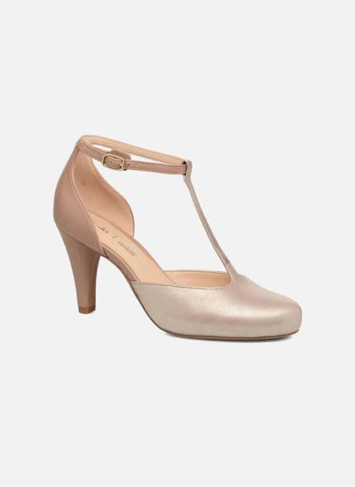 20283371cd1d Clarks Dalia Tulip (Beige) - High heels chez Sarenza (320011)