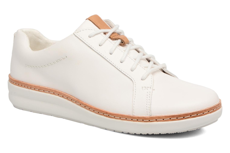 Nuevo zapatos cordones Clarks Amberlee Rosa (Blanco) - Zapatos con cordones zapatos en Más cómodo 8c8ccc