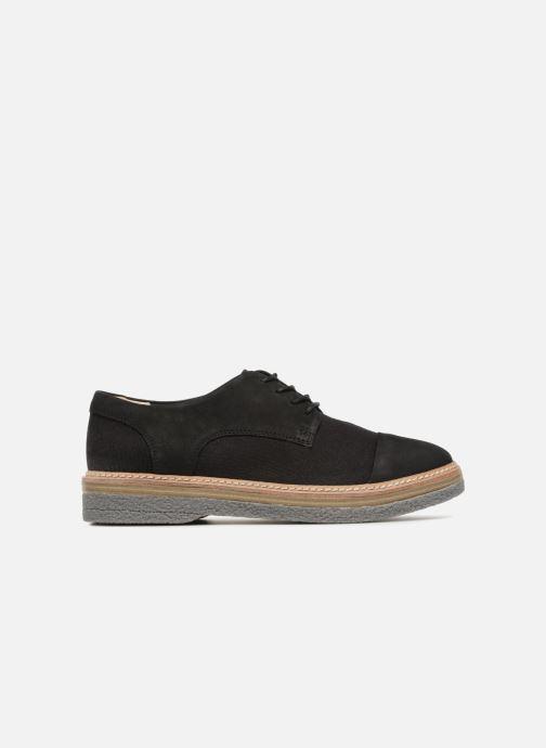 Black Sienna Canvas Lacets Clarks Chaussures Zante À PiXOkZu