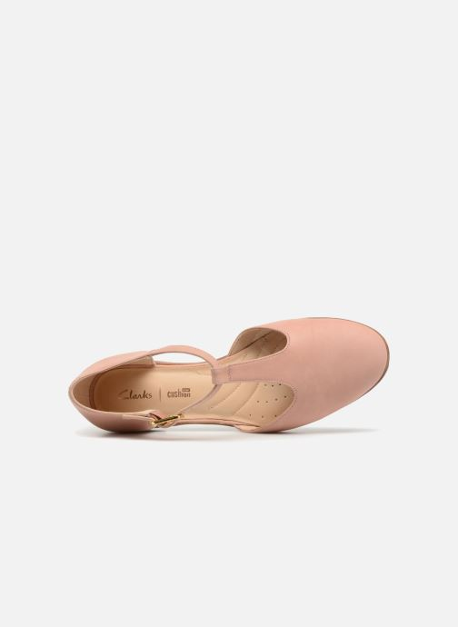 Ballerina's Clarks Alice Rosa Roze links