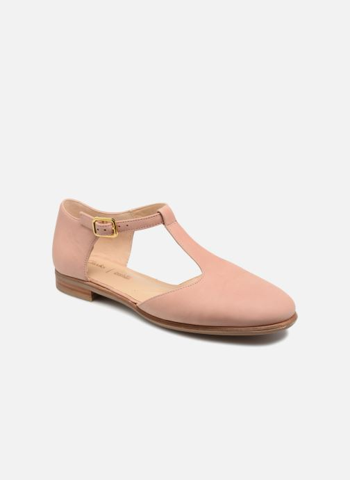 Rosa Alice Nubuck Alice Clarks Pink Rosa Clarks nwN8m0