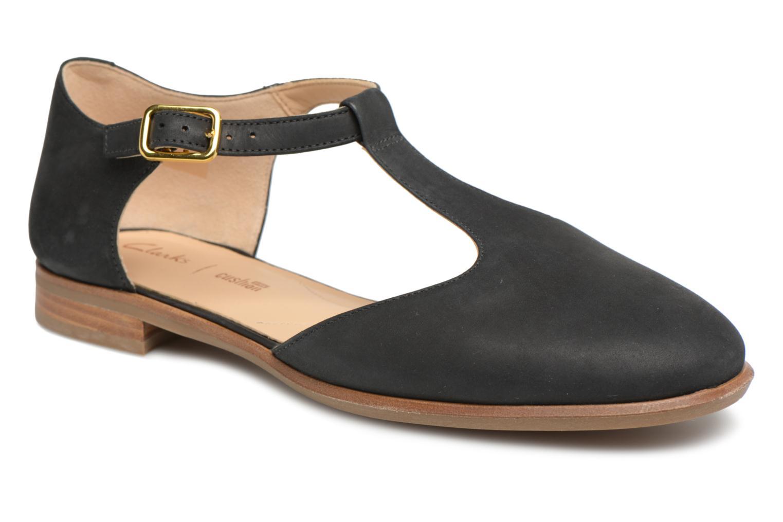 Nuevos zapatos descuento para hombres y mujeres, descuento zapatos por tiempo limitado  Clarks Alice Rosa (Negro) - Bailarinas en Más cómodo 271316